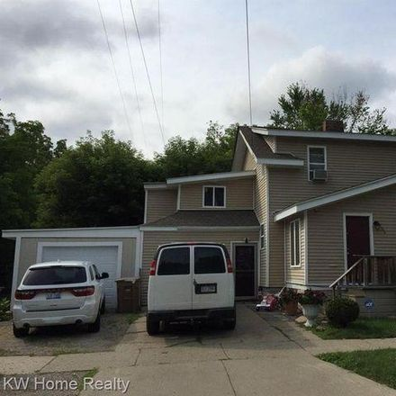 Rent this 5 bed house on 158 Florence Street in Pontiac, MI 48341