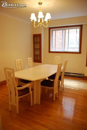 Rent this 3 bed house on 5943 Avenue McLynn in Montreal, QC H3X 3Z5