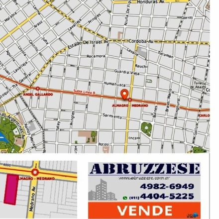 Rent this 0 bed loft on Avenida Corrientes 4034 in Almagro, C1194 AAT Buenos Aires