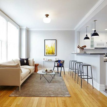Rent this 1 bed apartment on The Touraine in Spruce Street, Philadelphia