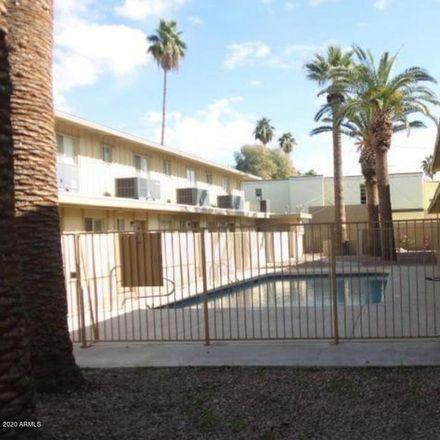 Rent this 2 bed townhouse on 1533 West Missouri Avenue in Phoenix, AZ 85015