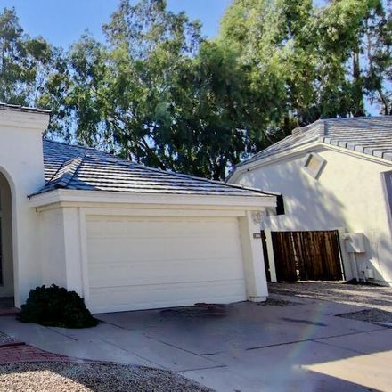 Rent this 3 bed house on 1114 North Madrid Lane in Chandler, AZ 85226