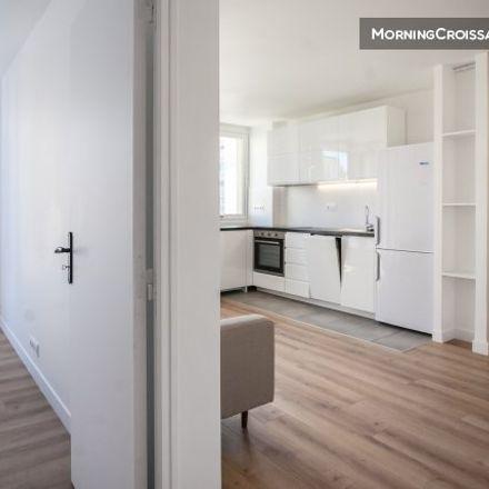 Rent this 1 bed apartment on 196 Rue de Belleville in 75020 Paris, France