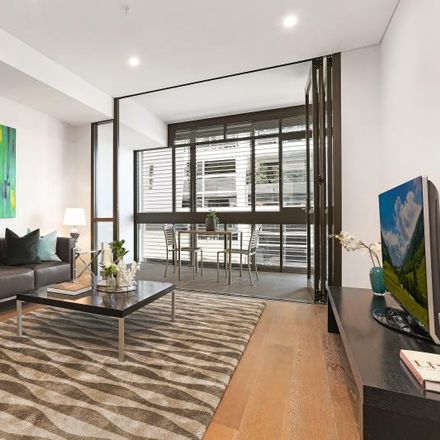 Rent this 1 bed apartment on 204/28 Albany Street