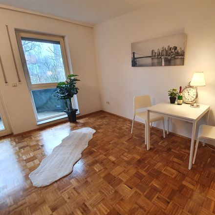 Rent this 1 bed apartment on Hans-Böckler-Straße 12 in 65929 Frankfurt am Main, Germany
