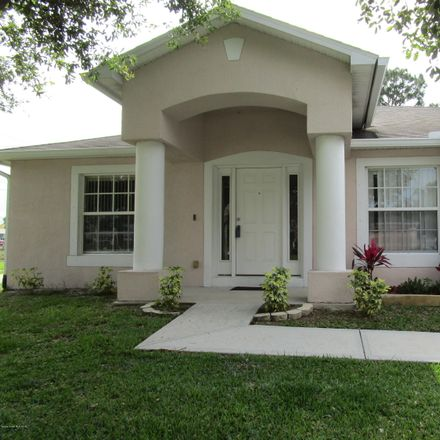 Rent this 3 bed apartment on Buswell Ave NE in Palm Bay, FL