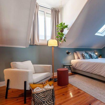 Rent this 2 bed apartment on Rua Rui Barbosa 1-3 in Lisbon, Portugal