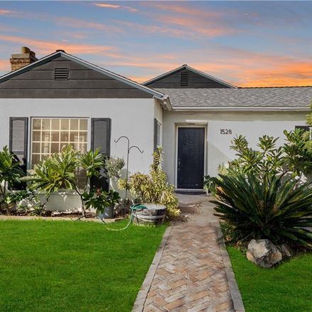 Rent this 3 bed house on 1528 North Baker Street in Santa Ana, CA 92706