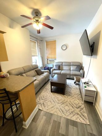 Rent this 1 bed apartment on 700 Clinton Street in Hoboken, NJ 07030