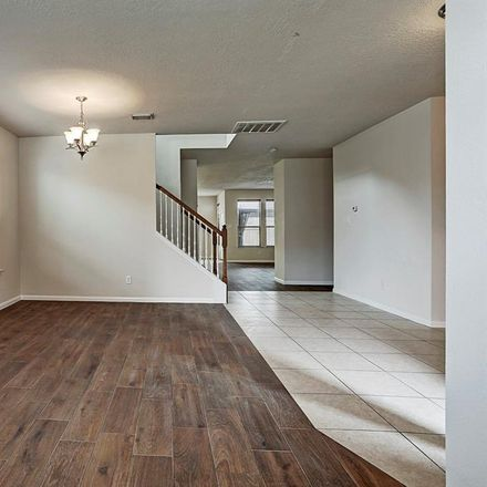 Rent this 4 bed house on 3322 Legends Creek Drive in Montgomery County, TX 77386