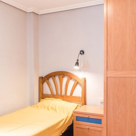 Rent this 3 bed room on Carrer dels Sants Just i Pastor in 121, 46022 Valencia