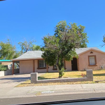 Rent this 4 bed house on 4340 West Morten Avenue in Phoenix, AZ 85301
