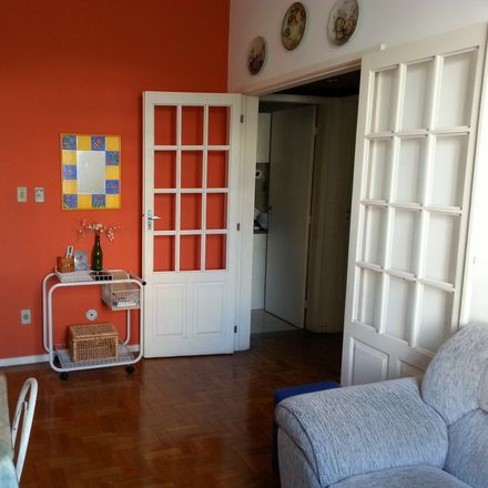 Rent this 2 bed apartment on Rio de Janeiro in Tijuca, RJ
