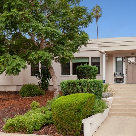 Rent this 3 bed house on 2870 Evergreen Street in San Diego, CA 92106