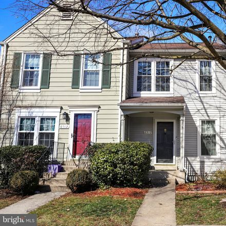 Rent this 2 bed townhouse on Brick Hearth Ct in Alexandria, VA