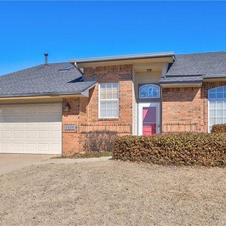 Rent this 3 bed house on 3317 Remington Court in Norman, OK 73072