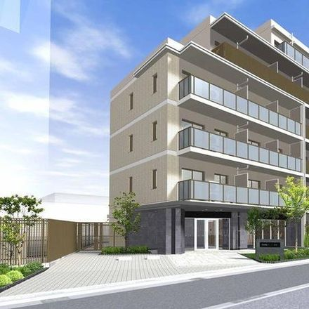 Rent this 1 bed apartment on Tuile カワサキ in Yamate-Dori Avenue, Higashi-Nakano 3-chome