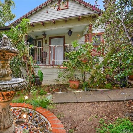 Rent this 4 bed house on 4412 Tourmaline Street in Los Angeles, CA 90032