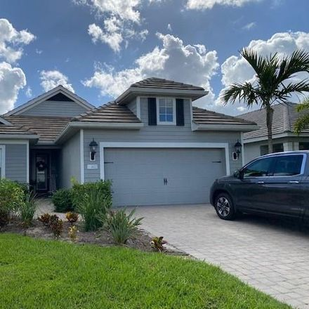 Rent this 3 bed house on Mystic Blue Way in Fort Myers, FL 33966