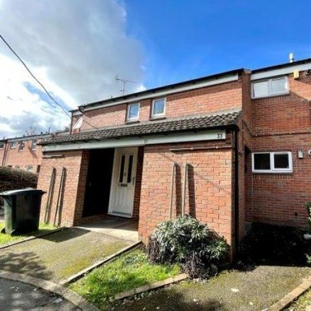 Rent this 1 bed apartment on Tanyard Close in Coventry, CV4 9TP