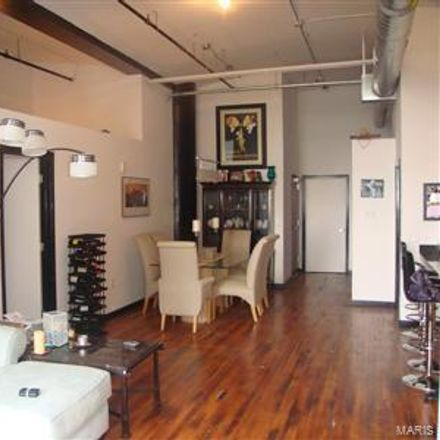 Rent this 2 bed loft on The Ely Walker Lofts in 1520 Washington Avenue, Saint Louis