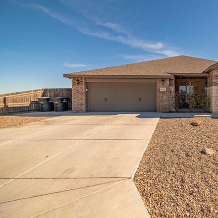 Rent this 4 bed house on 6904 Cowboy Drive in Midland, TX 79705