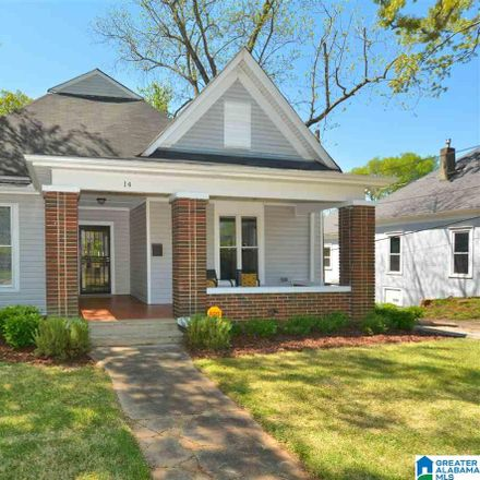 Rent this 3 bed house on 80th St S in Birmingham, AL