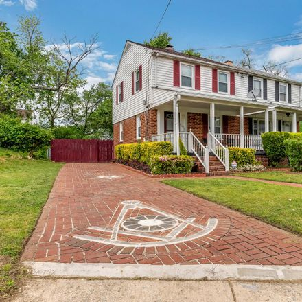 Rent this 2 bed townhouse on 3220 Dallas Drive in Temple Hills, MD 20748