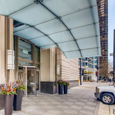 Rent this 2 bed condo on 512 North McClurg Court in Chicago, IL 60611