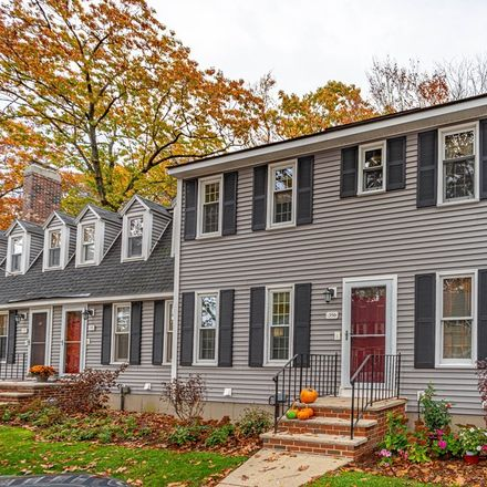 Rent this 2 bed condo on 20 Woodland Drive in Lowell, MA 01852