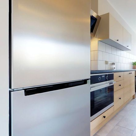 Rent this 7 bed room on Kaspijska 1 in 02-760 Warsaw, Poland