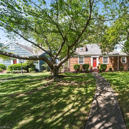 Rent this 4 bed house on 9551 Sherwood Place in Norfolk, VA 23503