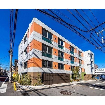 Rent this 1 bed apartment on ダリア動物病院 in Ome-kaido Avenue, Koenji