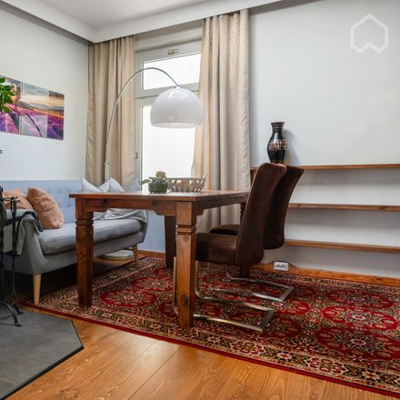 Rent this 1 bed apartment on Creuzigerstraße 4 in 04229 Leipzig, Germany