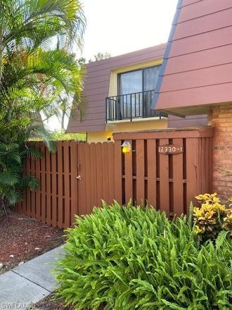 Rent this 2 bed townhouse on 12330 Woodrose Ct in Fort Myers, FL