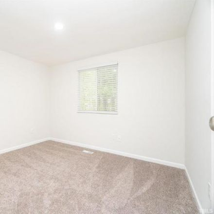 Rent this 3 bed house on 7850 Kitty Lane in Raleigh, NC 27615