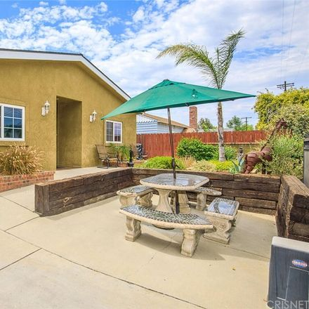 Rent this 7 bed house on 5647 Wilbur Avenue in Los Angeles, CA 91356