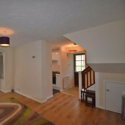 Rent this 1 bed house on Long Copse Chase in Basingstoke and Deane RG24 8WL, United Kingdom