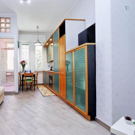Rent this 1 bed apartment on 28DiVino Jazz in Via Mirandola, 21