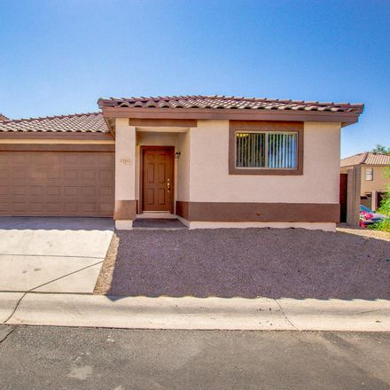 Rent this 3 bed house on 3263 South Bowman Road in Apache Junction, AZ 85119