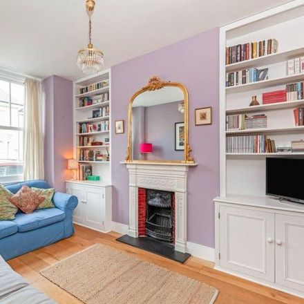 Rent this 4 bed house on Sainsbury's Local in Byton Road, London SW17