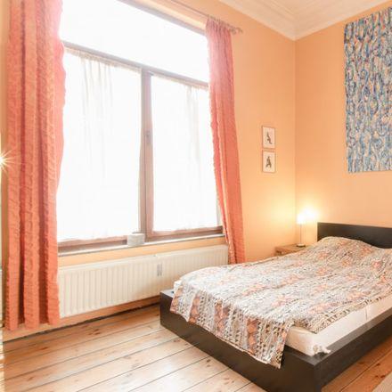 Rent this 1 bed apartment on Rue du Mérinos - Merinosstraat 2 in 1210 Saint-Josse-ten-Noode - Sint-Joost-ten-Node, Belgium