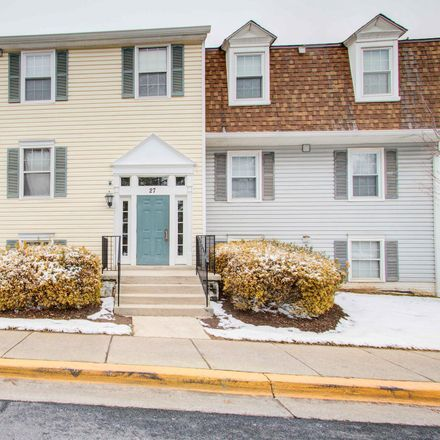 Rent this 2 bed condo on Pickering Court in Germantown, MD 20841