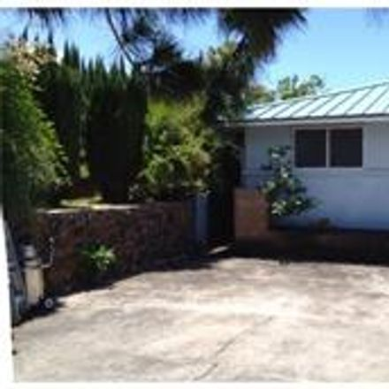 Rent this 3 bed house on 1139 Kaamilo St in Aiea, HI