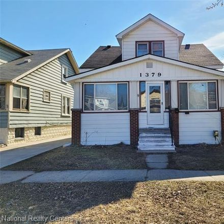 Rent this 4 bed house on 1379 Pingree Avenue in Lincoln Park, MI 48146