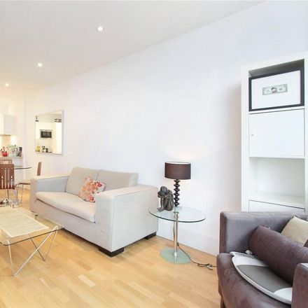 Rent this 2 bed apartment on Ensign House in Juniper Drive, London SW18 1TX