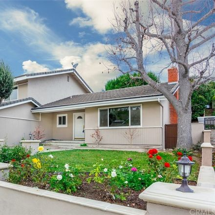 Rent this 5 bed house on 3007 East Echo Hill Way in Orange, CA 92867