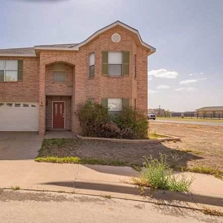 Rent this 4 bed house on 3937 Elderica in Odessa, TX 79765