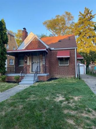 Rent this 3 bed house on 15874 Mansfield Street in Detroit, MI 48227
