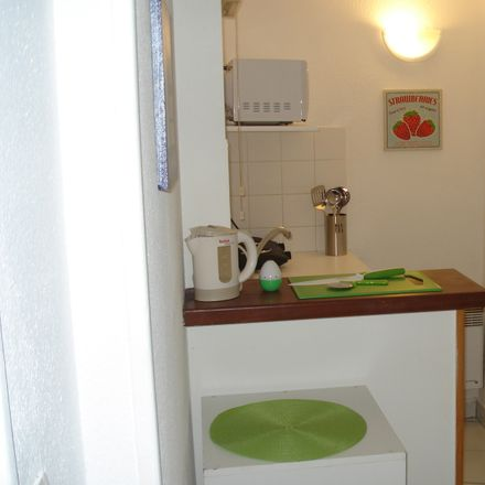 Rent this 1 bed apartment on 55 Rue Verte in 76000 Rouen, France